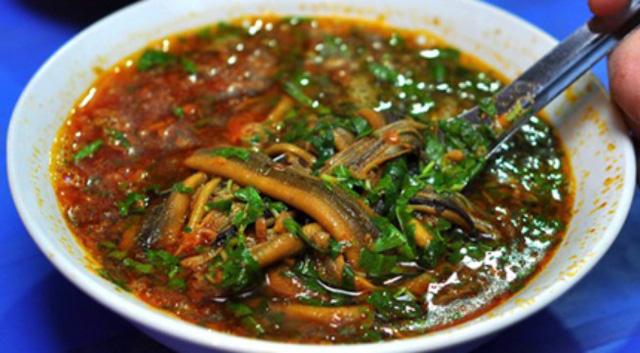 Cách làm súp lươn