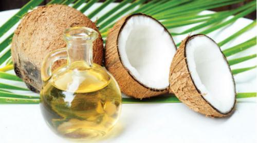 Ăn dầu dừa để giảm cân