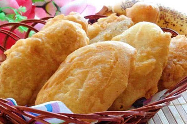 Cách làm bánh chuối chiên giòn thơm ngon không sao cưỡng lại được