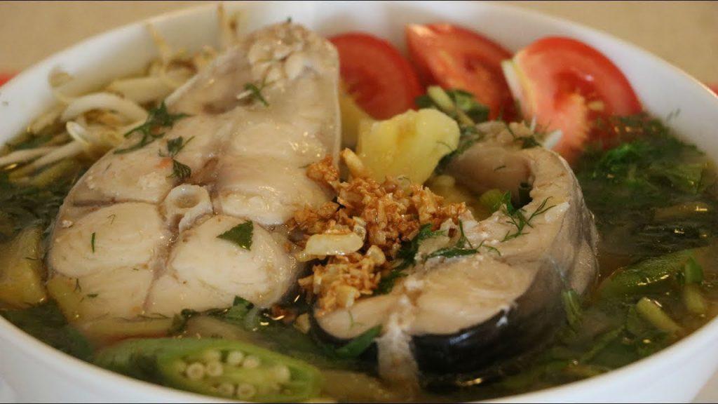 Cách nấu canh chua cá hú ngon đậm đà [ HƯƠNG VỊ MIỀN TÂY ]