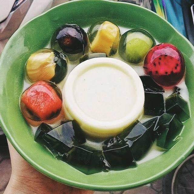 Cách làm thạch bi trái cây
